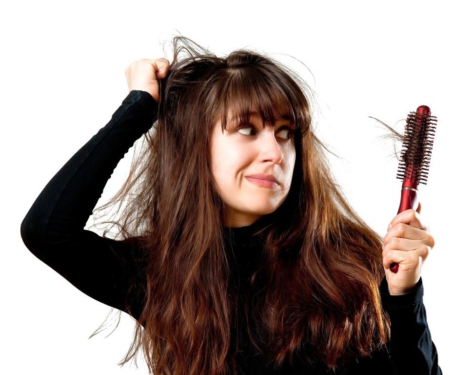 Нет месячных и выпадают волосы
