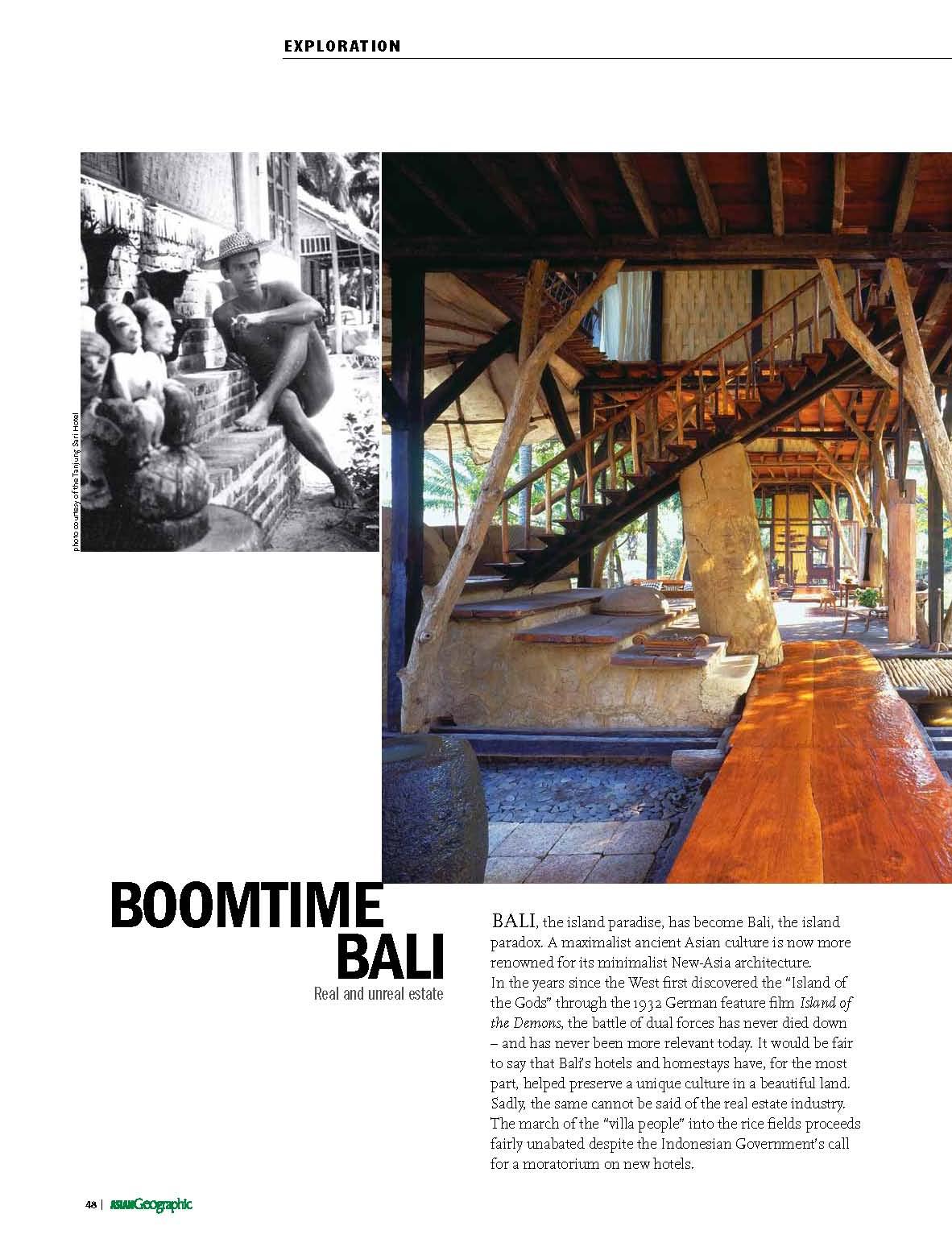 Artikel Tentang Bali Real