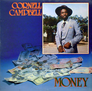 Cornell Campbell - Money,Live & Learn Records 1983
