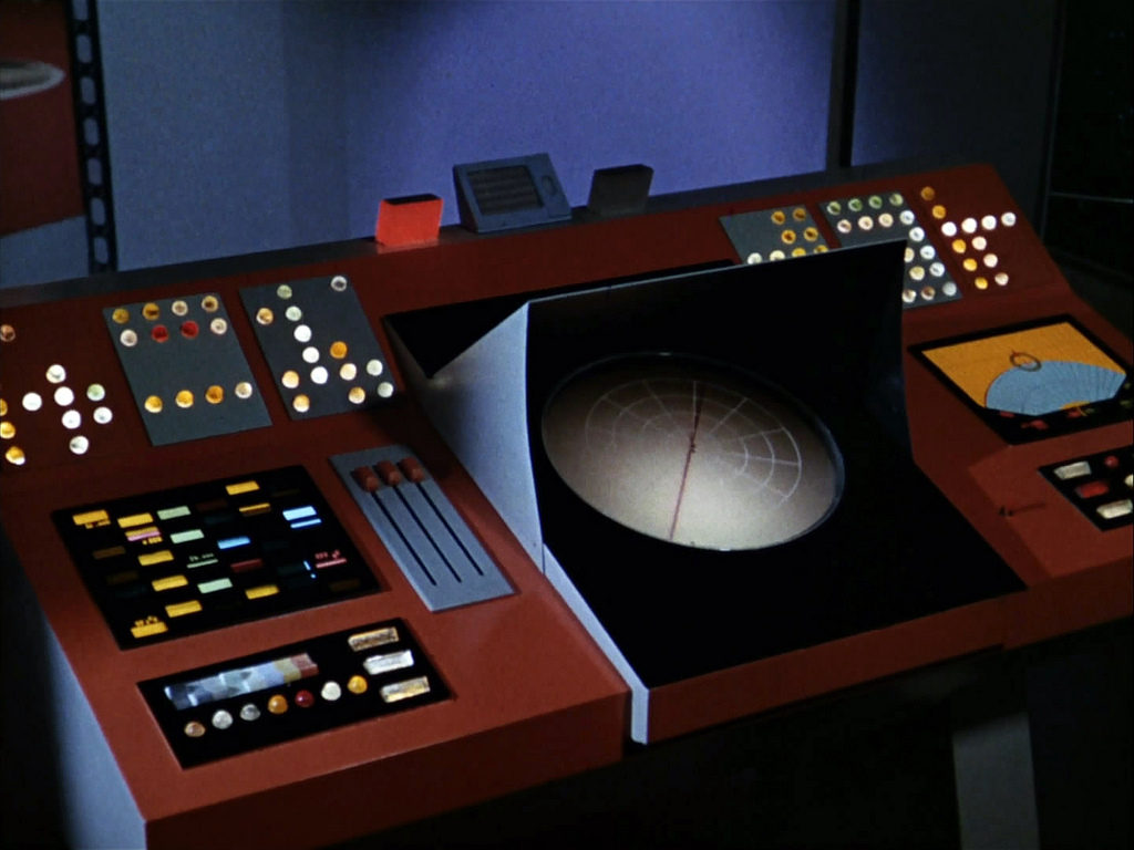 Daily Lazy Views From Inside The Starship Enterprise Ncc 1701
