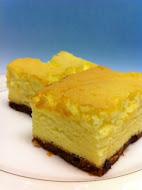 Sponge Cheesecake