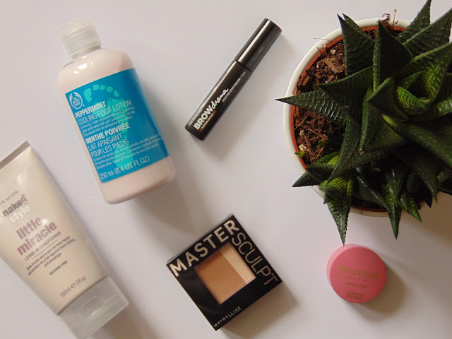 This is a post about my favourite June Beauty Products.