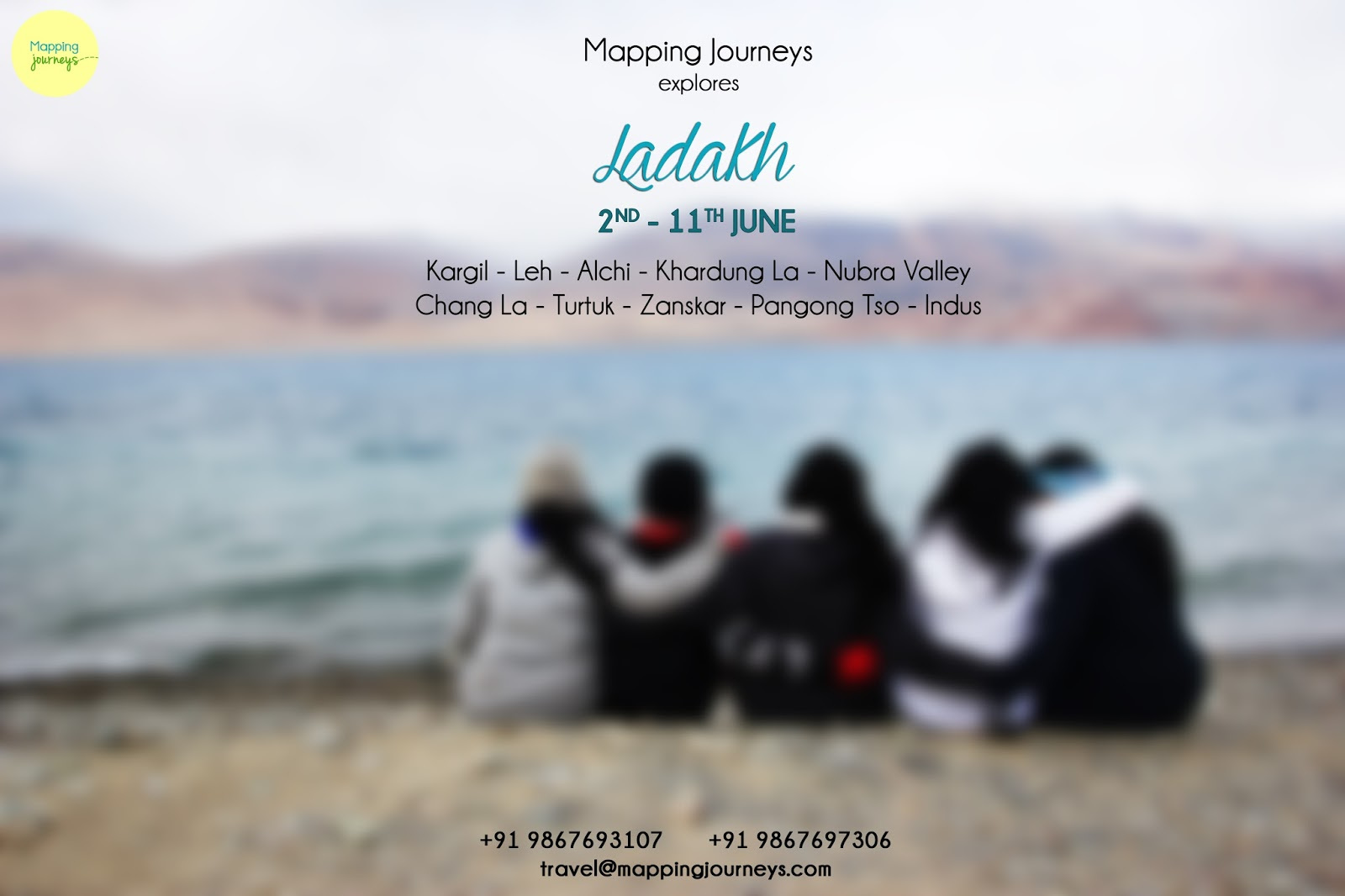 Julley Ladakh! from 2nd to 11th June 2014