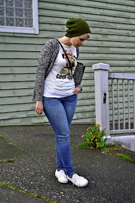 casual, blonde, pug shirt, zara, in style, street style, j.crew