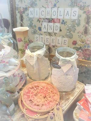 pretty vintage jars