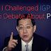 Lim Guan Eng Cabar IGP Berdebat Isu PPS... Kahh...kahh...kahhh Bodohnye