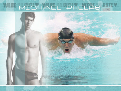 Michael Phelps Olympic Wallpapers 2012