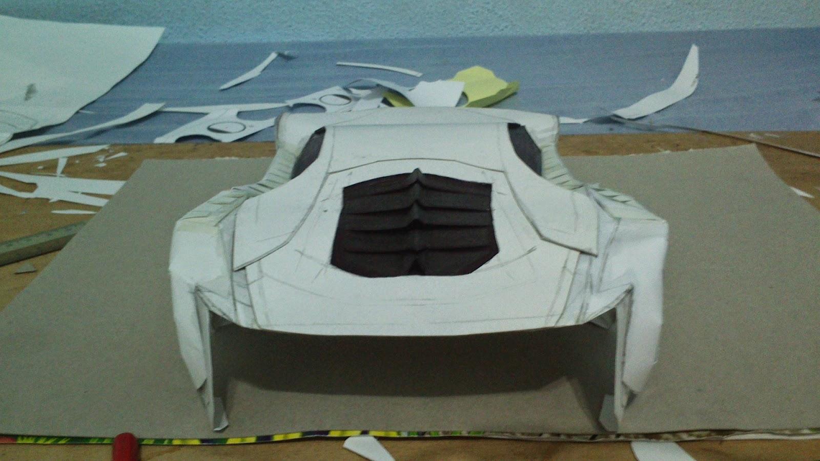 Papercraft Templates Cars Papercraft