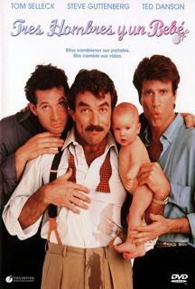 descargar Tres Hombres y Un Bebe – DVDRIP LATINO