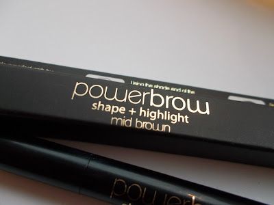 MUA Luxe Powerbrow in Mid Brown