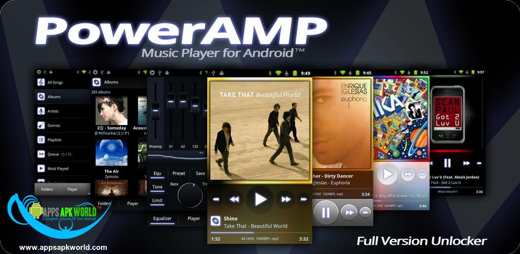 Poweramp Music Player v2.0.10 build-579-play APK