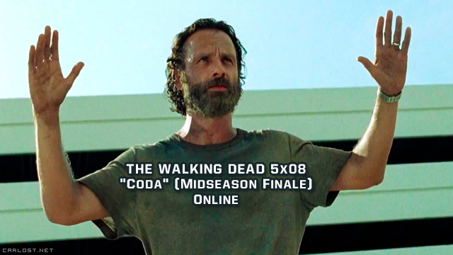 The Walking Dead 5x08 Coda Online