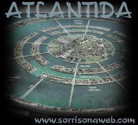 Atlântida uma cidade perdida
