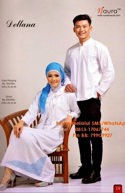 Baju Kerja Muslim Wanita Modern