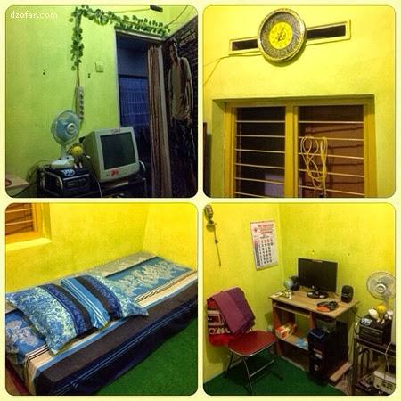 Kamar Baru Kuning