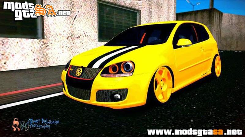 SA - VW Golf V GTI