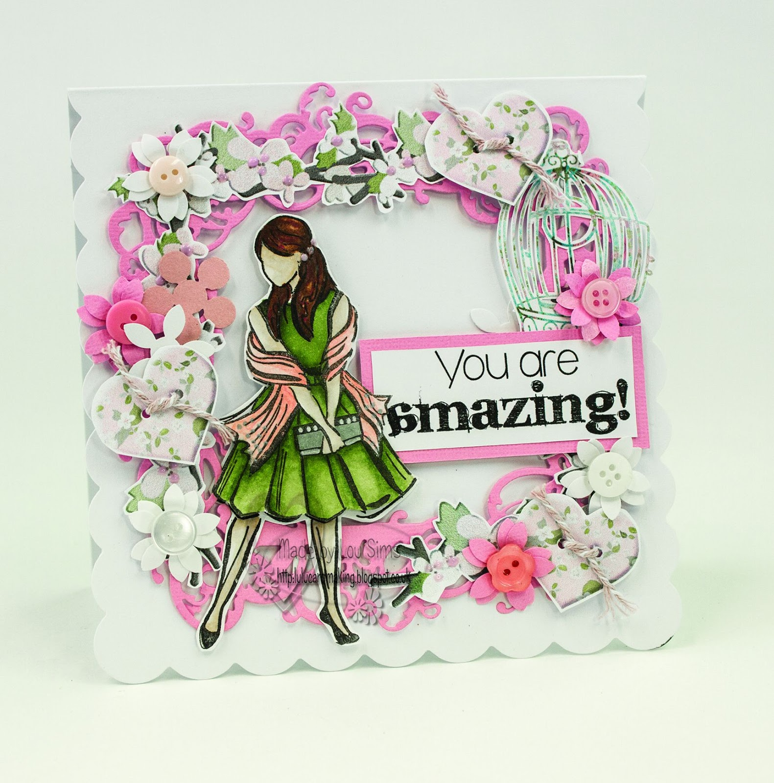 You Are Amazing: Blog Tonic: You Are Amazing ....- Lou