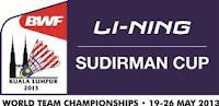 Jadwal Perempatfinal Piala Sudirman 2013 – exnim.com