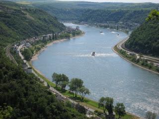 Urlaub am Rhein, Rhein Urlaub, Urlaub am Rhein entlang