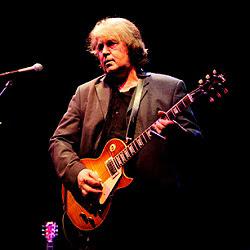 Concierto de Mick Taylor en Bilbao en julio