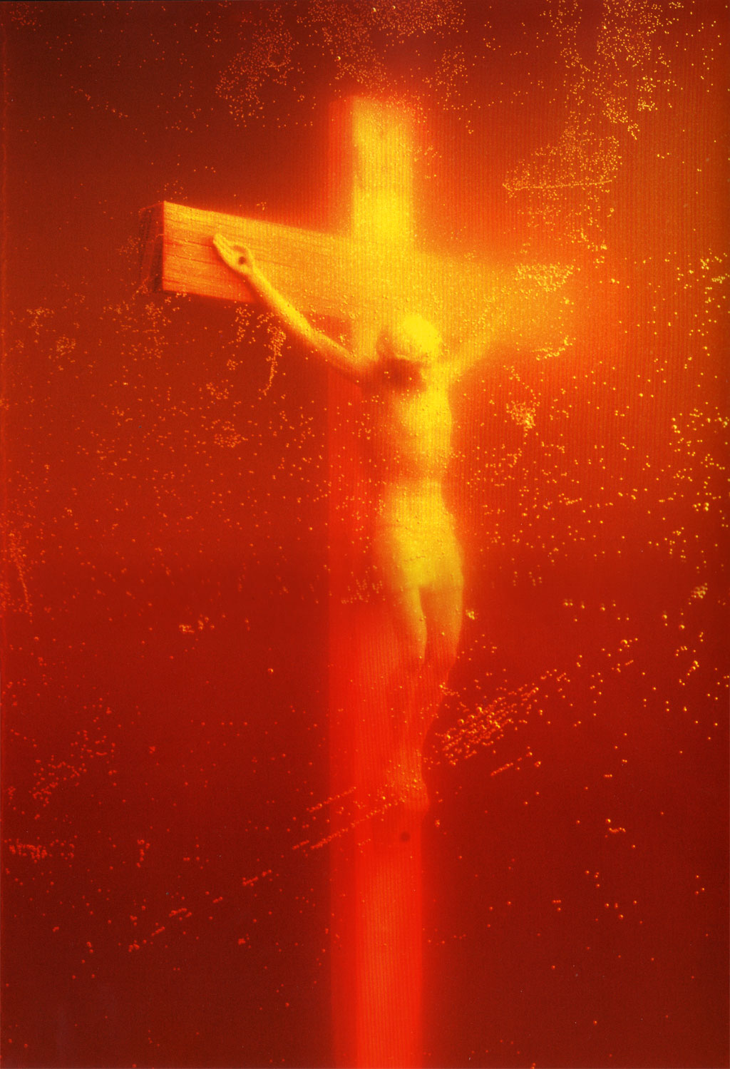 The fine art diner what does piss christ mean why is it if i chose sin over christ then i have pissed on christ and i have transformed the wood of the cross into the throw away cheap plastic of a world biocorpaavc