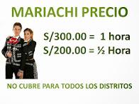 Mariachis Precio Serenatas