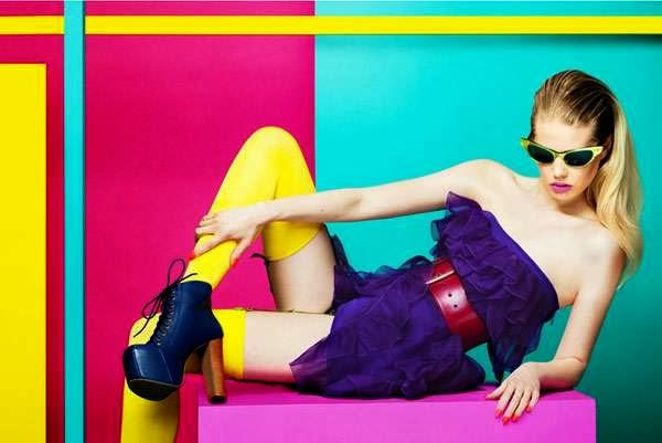 MODA JUVENIL EN COLORES NEÓN - TENDENCIA NEÓN - ROPA DE COLORES NEÓN vía http://xn--nias-hqa.blogspot.com/2014/02/moda-juvenil-en-colores-neon-tendecia.html#.UwecdmJ5OLc