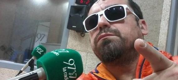 GORKA ZUMETA EN LA 97.7. FM VALENCIA