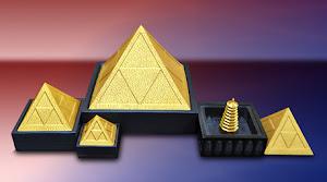 宇信深海能量金字塔