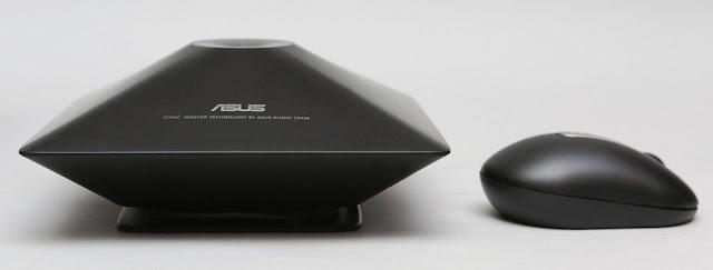 дизайн сабвуфера и мышки моноблока ASUS ET2323INT