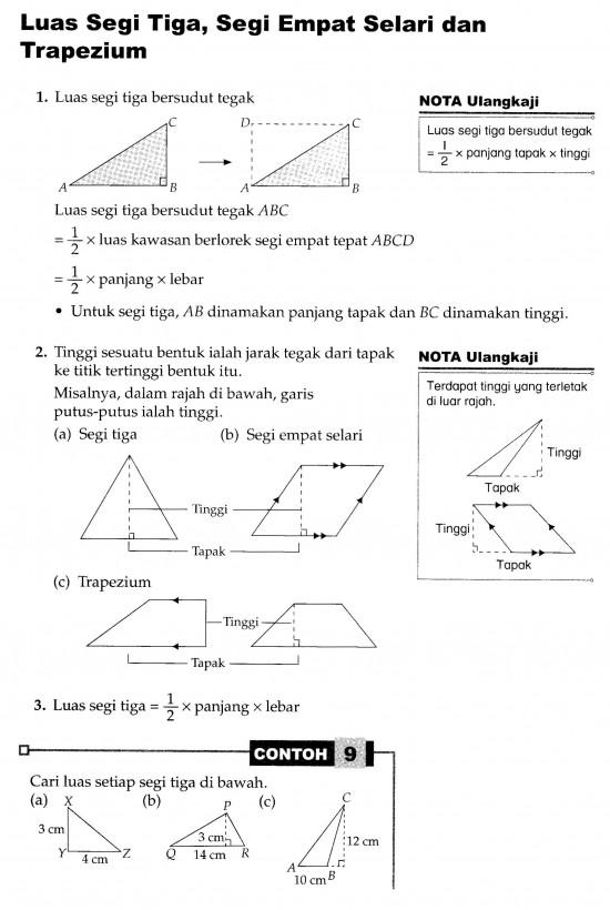 Bab 11 Perimeter Matematik Inspirasiku