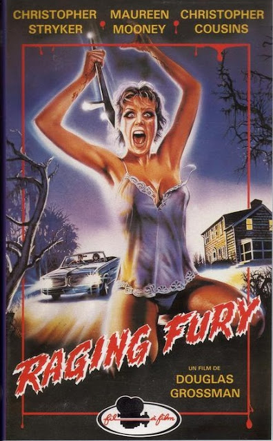 Regarder le film raging fury en streaming VF
