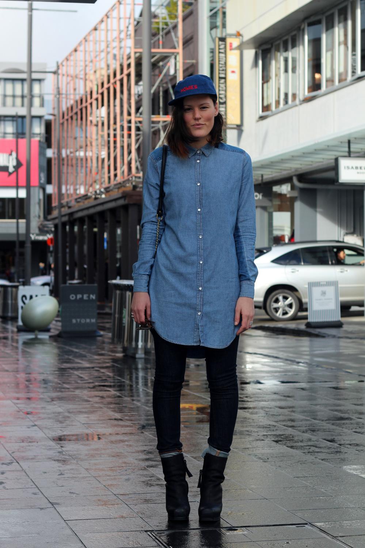 Foureyes New Zealand Street Style Fashion Blog Zara