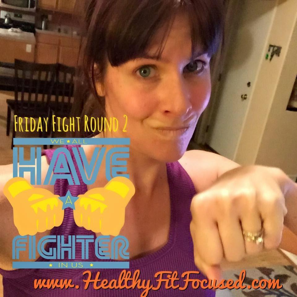 Insanity Max:30 Women's Progress Update - Week 5 & 6, Friday Fight, www.HealthyFitFocused.com
