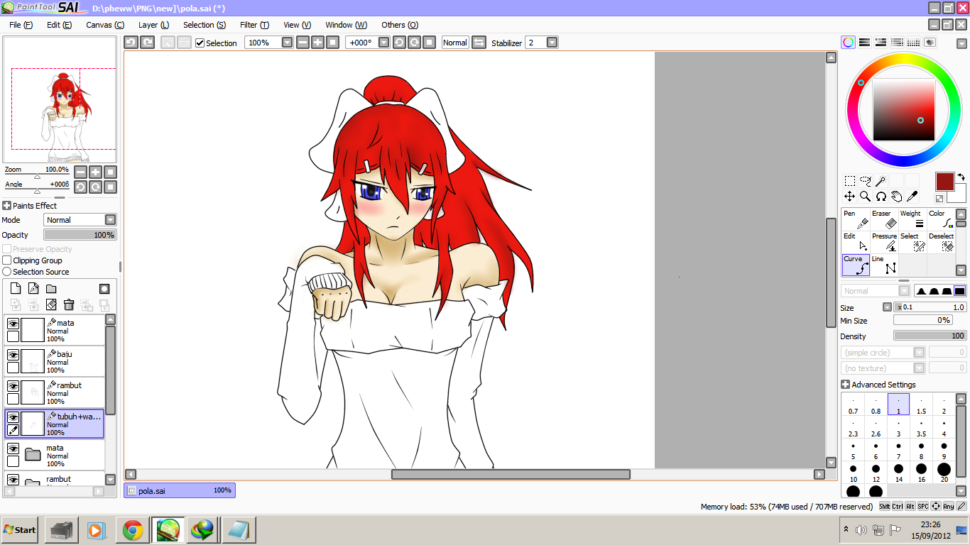 Download Paint Tool Sai Free Full Version All In Here