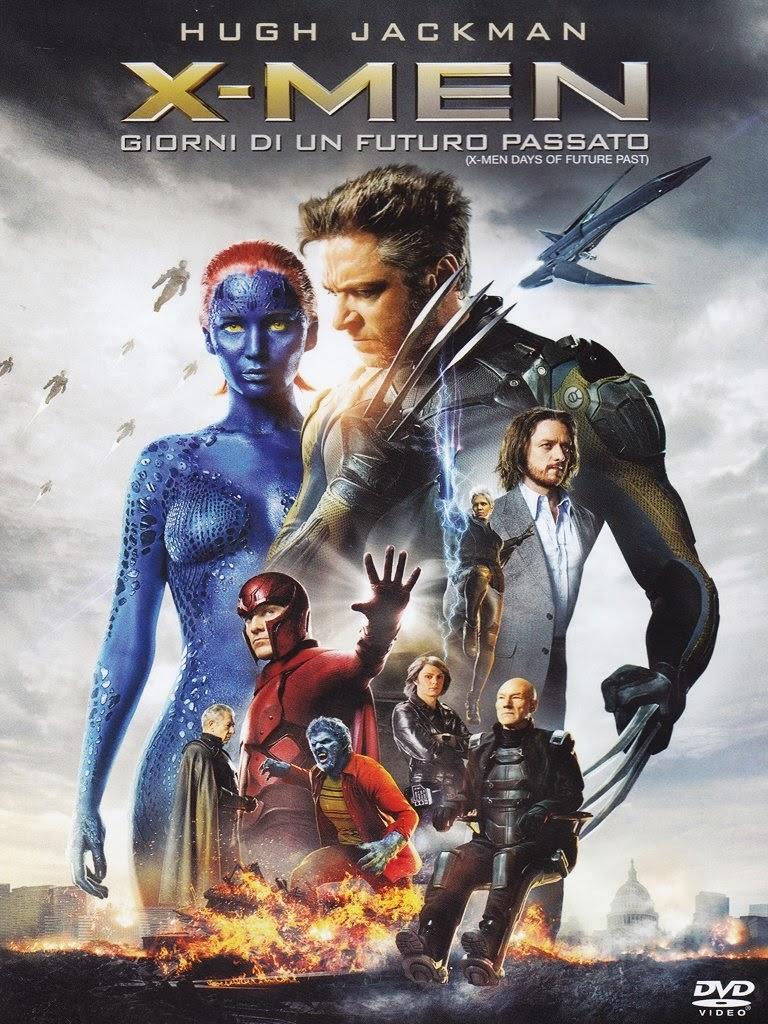Jennifer Lawrence: Seminuda in X-Men giorni di un futuro