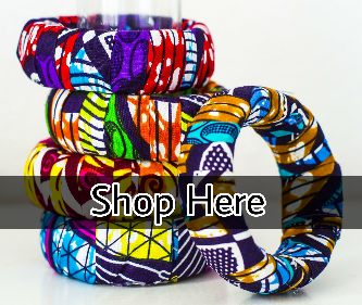 Shine With Ankara Accessories
