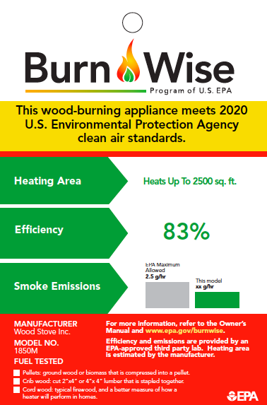 A Review Of Wood And Pellet Stove Efficiency Ratings More Manufacturers Posting Verified Efficiencies
