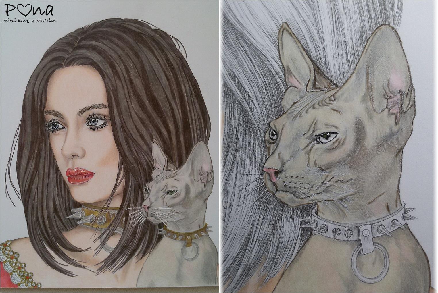 Dáma s kočkou