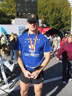 THOMAS Q KIMBALL WA8UNS Marine Corps Marathon 2006 Team USAA
