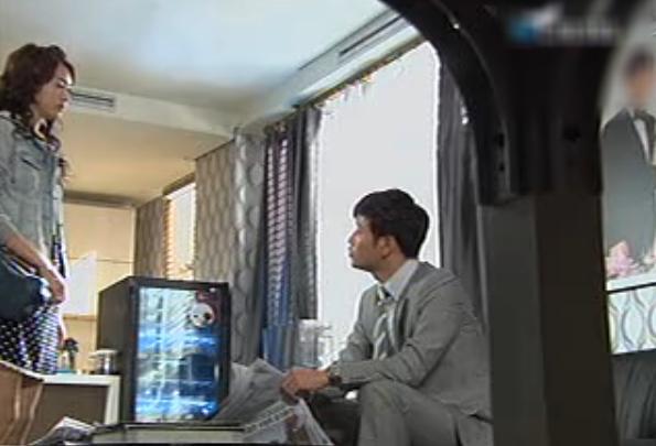 Jh-Kyung menemui Min Ho dan berkata akan kerja dari jam 11 pagi sampai