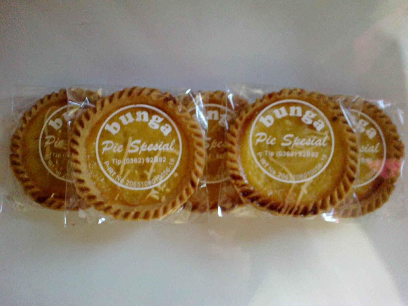 Jual Kue Pie Susu Bali Di Tangerang