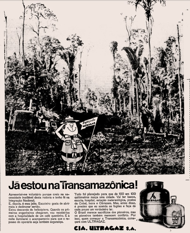 1972; os anos 70; propaganda na década de 70; Brazil in the 70s, história anos 70; Oswaldo Hernandez;