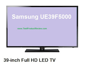Samsung UE39F5000 review