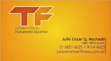 TF Treinar Fitness - Treinamento Esportivo - Júlio Cezar Q. Machado