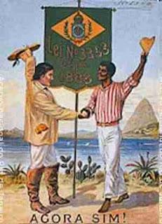 Pedro II de Brasil abolición de la esclavitud en Brasil
