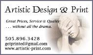 Artistic Design & Print