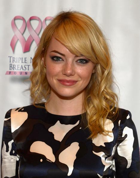 Emma Stone Hairstyle