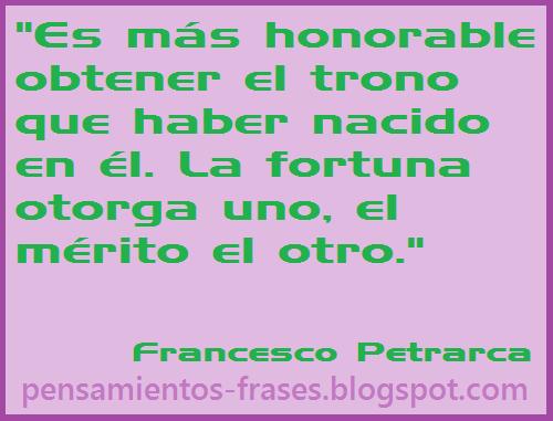 frases de Francesco Petrarca