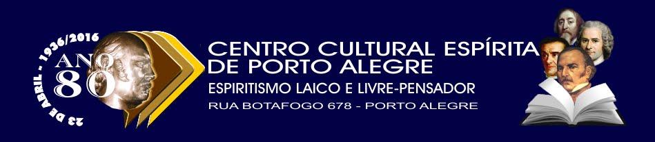 CENTRO CULTURAL ESPÍRITA DE PORTO ALEGRE